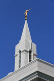 Utah: Bountiful Mormon Temple Stock Photos