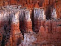 Utah, Bryce Canyon, Spectacular Detail View stock image