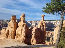 Utah: Bryce Canyon Royalty Free Stock Photos