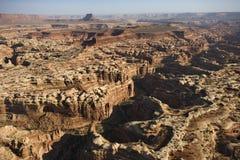 Utah canyonlands Zdjęcie Stock