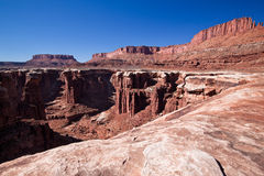 Utah-Canyonlands National Park Royalty Free Stock Photos