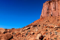 Utah-Canyonlands National Park-Island in the Sky District-White Rim Road Royalty Free Stock Photo