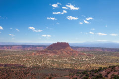 Utah-Canyonlands National Park-Maze District Royalty Free Stock Photos