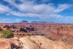 Utah-Canyonlands National Park-Needles District Royalty Free Stock Images