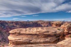 Utah-Canyonlands National Park-Needles District Stock Images