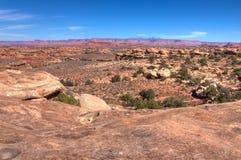 Utah-Canyonlands National Park-Needles District Stock Photography