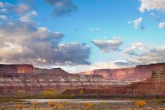 Utah-Canyonlands National Park-White Rim Road Royalty Free Stock Images