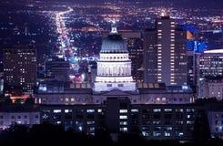 Utah Capitol Building Stock Image