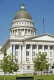 Utah Capitol Building Royalty Free Stock Image