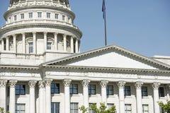 Utah Capitol Building Royalty Free Stock Images