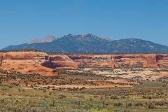 Utah Desert Landscape Stock Photos