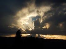 Utah drama Fotografering för Bildbyråer