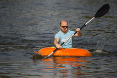 Utah Great Pumpkin Regatta Royalty Free Stock Photography
