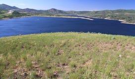 Utah: Jordanelle Reservoir Royalty Free Stock Photos