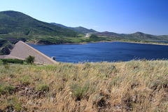 Utah: Jordanelle Reservoir Stock Photo
