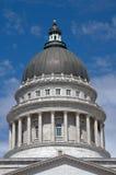 Utah-Kapitol-Gebäude-Haube Lizenzfreie Stockbilder