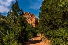 Utah krajobraz Obraz Stock