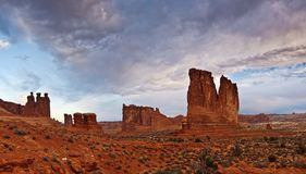Utah landscape Royalty Free Stock Photography