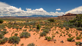 Utah landscape Royalty Free Stock Images