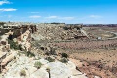 Utah landscape, USA Stock Photography