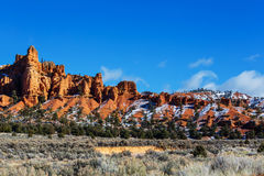 Utah landscapes Royalty Free Stock Photo