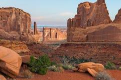 Utah-Landschaft. Lizenzfreie Stockbilder