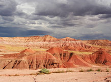 Utah-Landschaft mit roten Felsen, USA Stockfotografie