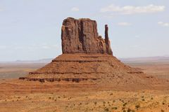 Utah, Monument Valley Butte Stock Photography
