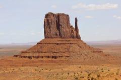 Utah monumentdal Butte arkivbild