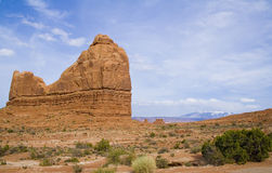 Utah monuments Royalty Free Stock Images