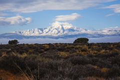 Utah Mount Pennell Royalty Free Stock Image