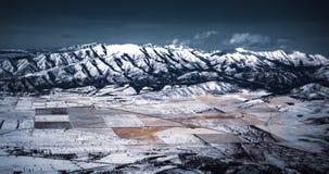 Utah moutains royalty-vrije stock fotografie