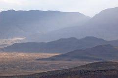 Utah/Nevada landscape Royalty Free Stock Photos