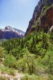 εθνική κοιλάδα του Utah πάρκ&om Στοκ φωτογραφία με δικαίωμα ελεύθερης χρήσης