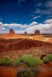 Utah pomnikowa vale Zdjęcia Stock