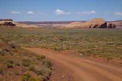 Utah pustynia Zdjęcia Stock