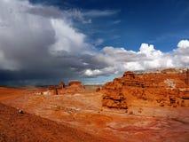 Utah, Hoodoos, Goblin Valley State Park, USA Stock Image