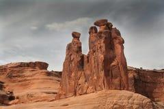 Free Utah Rock Formation Royalty Free Stock Images - 36977879