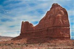 Free Utah Rock Formation Royalty Free Stock Image - 36980206