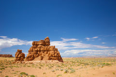 Utah Rock Formation Royalty Free Stock Photos
