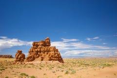 Utah Rockowa formacja Zdjęcia Royalty Free
