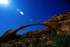 Utah's Arches Stock Photo