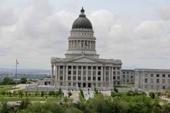 Utah's Capitol Hill Stock Photos
