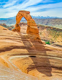Utah's Delicate Arch Stock Images