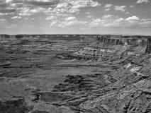 Utah ` s jaru obręczy Rekreacyjny teren Obraz Royalty Free
