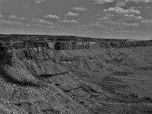 Utah ` s jaru obręczy Rekreacyjny teren Obrazy Stock