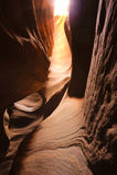Utah Slot Canyon Royalty Free Stock Photos