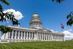 Utah stanu Capitol budynek, Salt Lake City Obraz Royalty Free