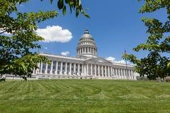 Utah stanu Capitol budynek, Salt Lake City Fotografia Royalty Free