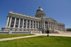 Utah stanu capitol w Salt Lake City Fotografia Royalty Free